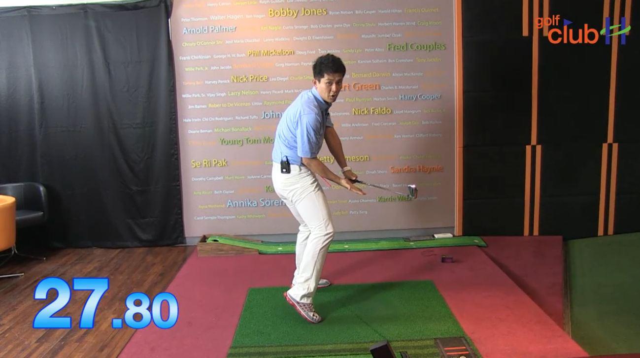 [1분레슨] 나의 골프 스윙 자세 점검하기 l 김운호프로