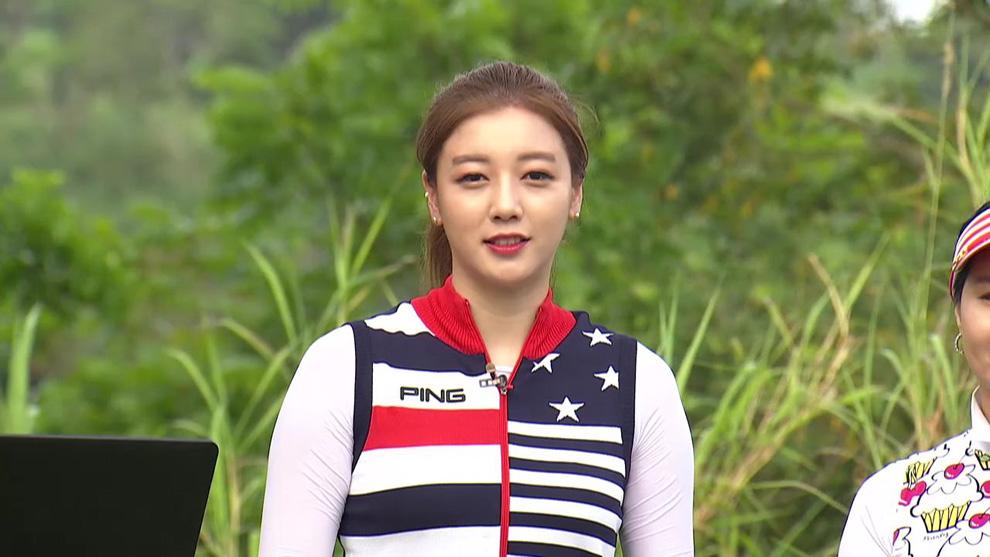 김형태 드라이버 샷 레슨