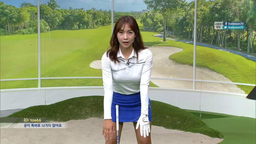 김현명 프로의 어드레스 레슨