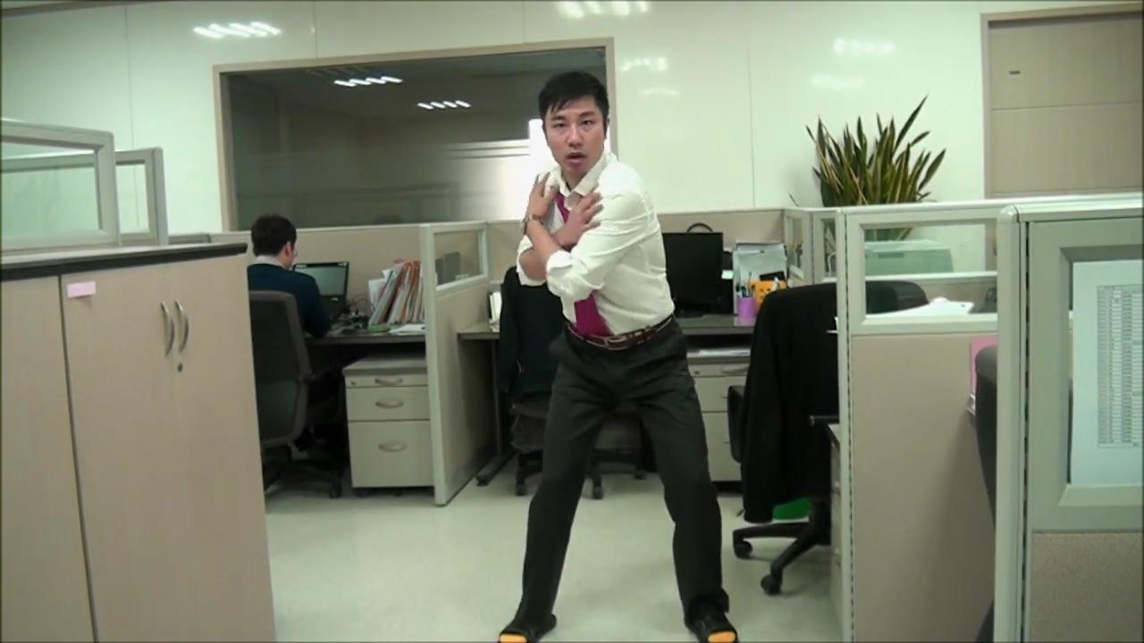 심짱의 오피스 골프 - 헤드업
